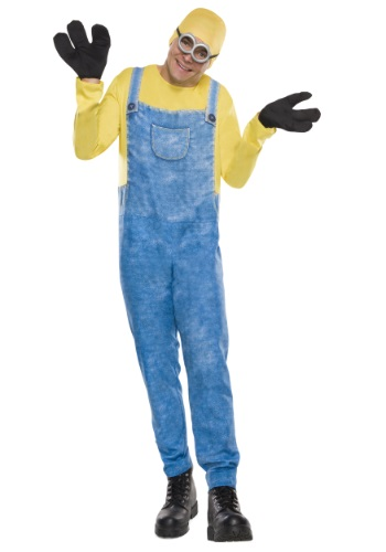 Adult Minion Bob Costume