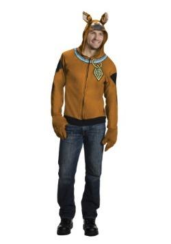 Adult Scooby Doo Hooded Sweatshirt