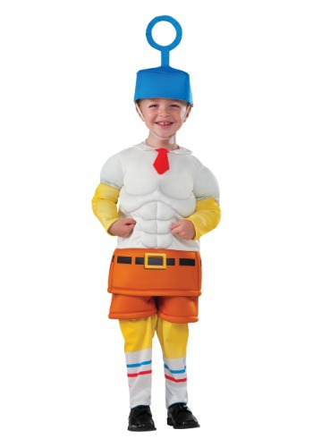 Child Deluxe Spongebob Movie Costume