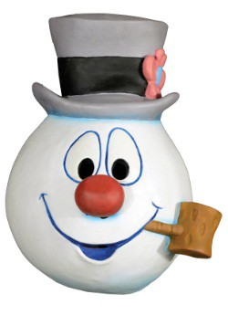 Frosty The Snowman Adult Mask