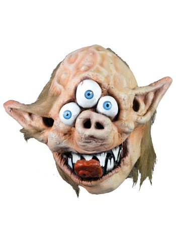 Garbage Pail Kids Adult Zeke Freak Mask