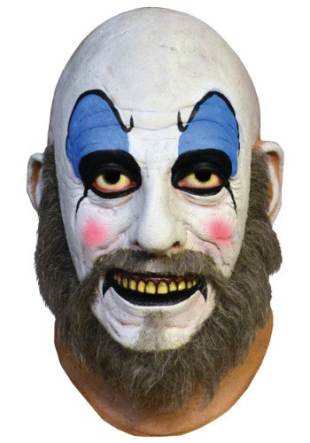House of 1000 Corpses Adult Captain Spaulding Mask