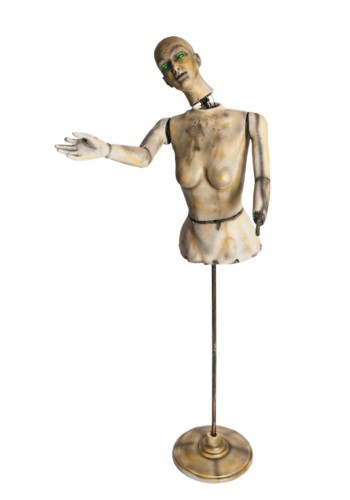 Animated Manequin