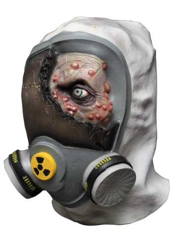 Toxic Zombie Adult Mask