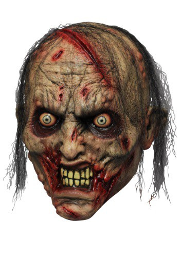 Zombie Biter Adult Mask