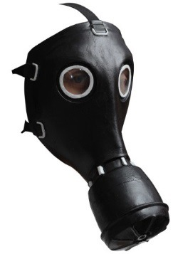 Black GP-5 Gas Mask