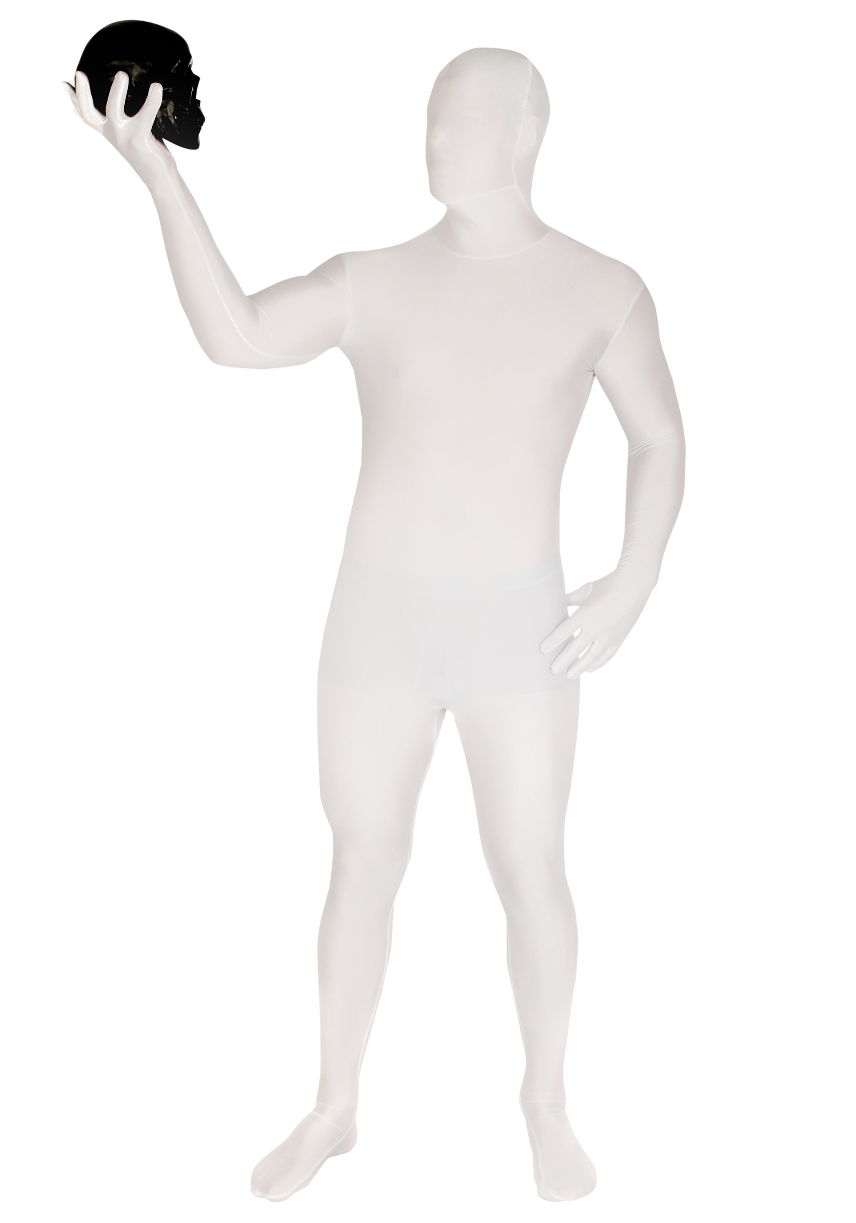Morphsuits Original Mask White