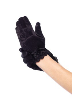 Black Girls Gloves