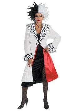 Prestige Adult Cruella Devil Costume