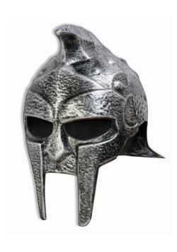 Adult Silver Gladiator Helmet
