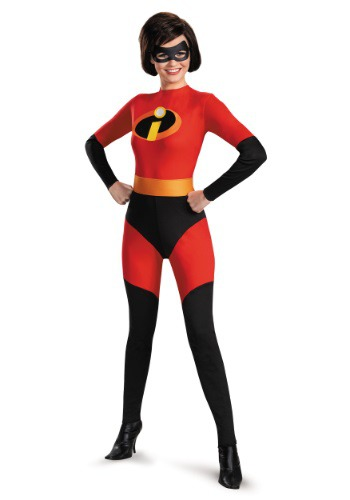 Adult Mrs. Incredible Costume