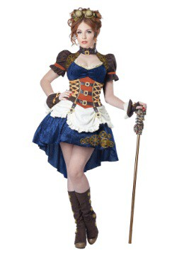 Womens Steampunk Fantasy Costume