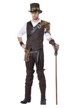 Adult Steampunk Adventurer Costume