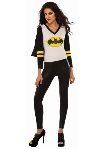 Women's Batgirl Sporty Tee w/ Cape