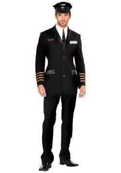 Mens Mile High Pilot Costume