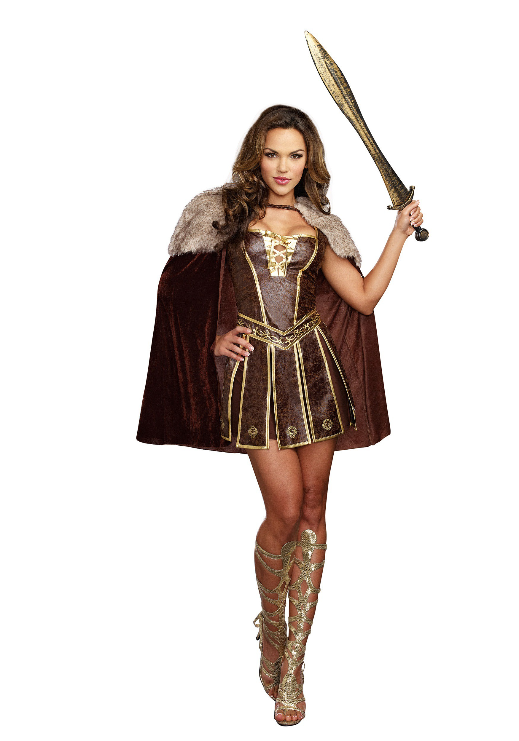 women s victorious beauty gladiator costume