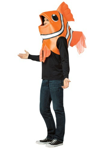 Adult Clown Fish Costume