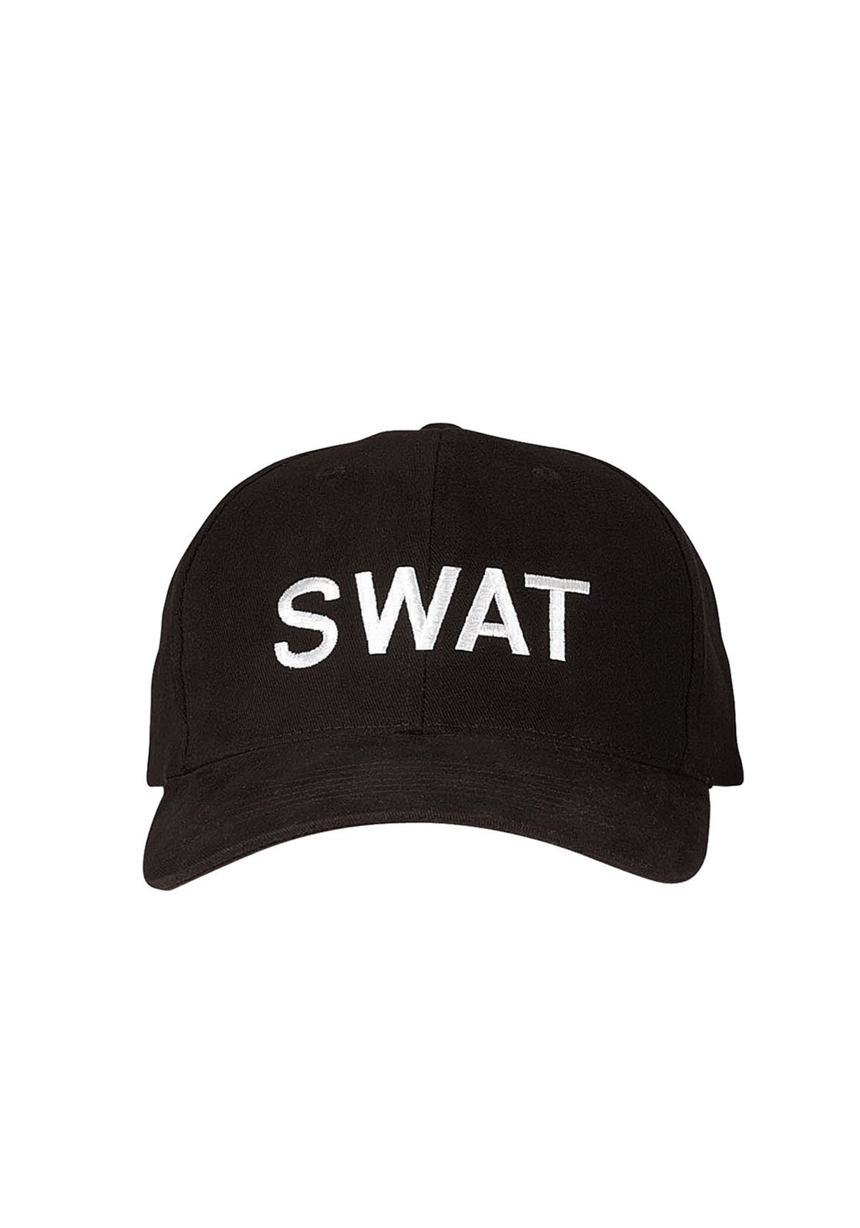921be94ce85 Adult SWAT Baseball Cap