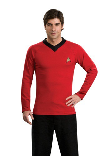 Star Trek Classic Deluxe Scotty Shirt