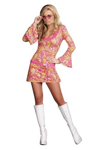 Groovy Go Go Dancer Costume