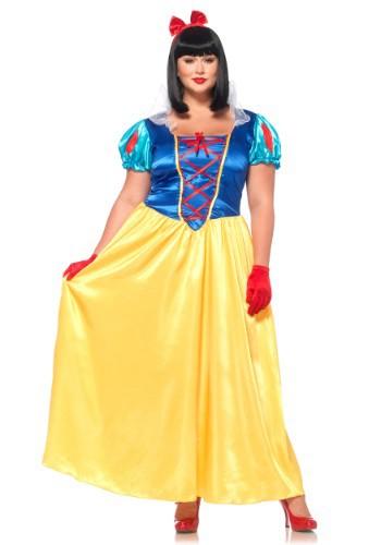 Plus Classic Snow White