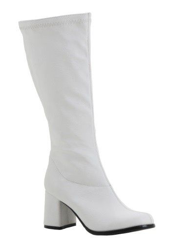 Deluxe Faux Leather Gogo Boots