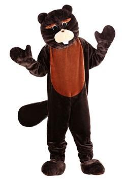 Beaver Mascot Costume