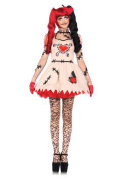 Women's Voodoo Cutie Costume