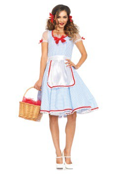 Women's Kansas Sweetie Costume