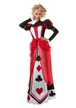 Women's Queen of Hearts Costume