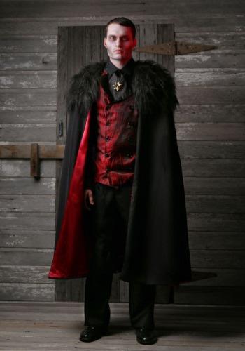 Adult Deluxe Men's Vampire Costume