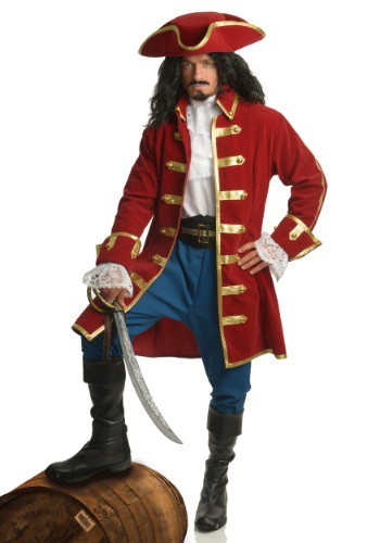 Mens Rum Pirate Costume