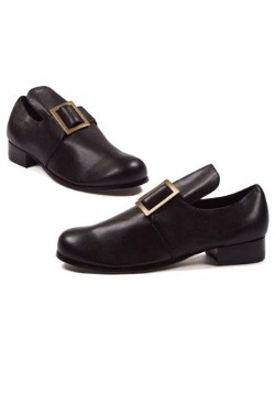 Mens Colonial Pilgrim Shoes