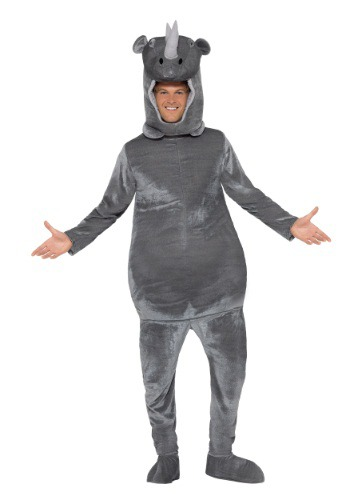 Adult Rhino Costume