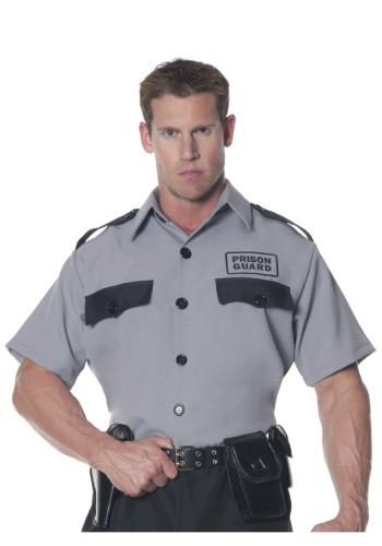 Men's Prison Guard Shirt