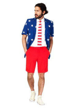 Stars & Stripes Summer Opposuit
