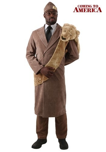 Coming to America King Jaffe Joffer Costume
