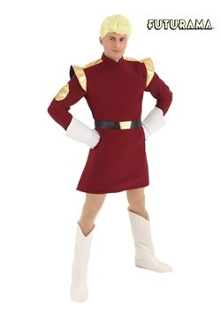 Zapp Brannigan Costume with Wig