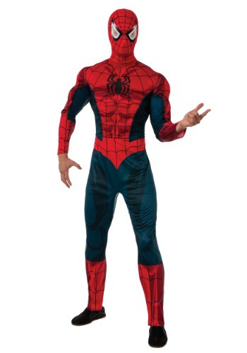 Marvel Adult Spider-Man Costume