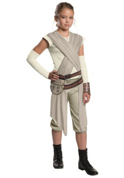 Child Deluxe Star Wars Ep. 7 Rey Costume