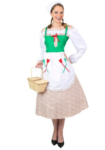Plus Deluxe German Costume