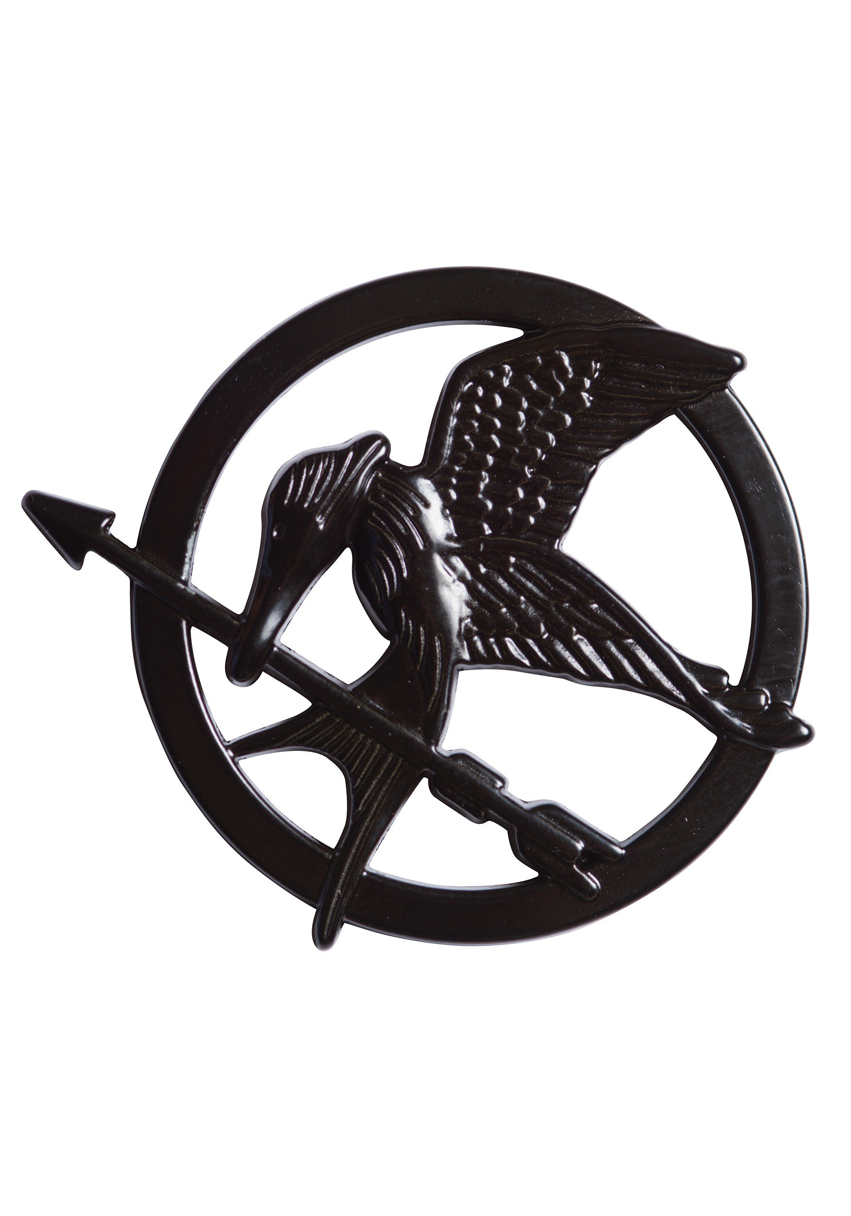 INOpets.com Anything for Pets Parents & Their Pets The Hunger Games Mockingjay Pin