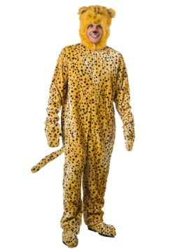 Adult Cheetah Costume