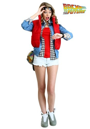 Women's Marty McFly Costume
