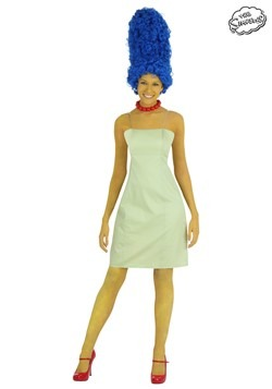 Marge Costume with Wig