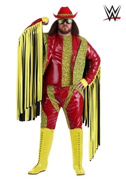 Plus Size Macho Man Randy Savage Costume