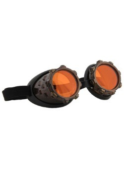 Cyber Steam Goggles