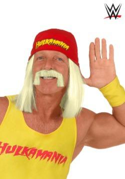 Hulk Hogan WWE Wig