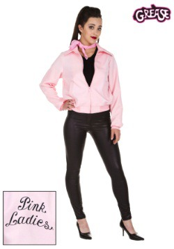 Adult Deluxe Pink Ladies Jacket
