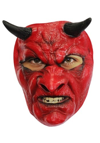 Adult Evil Devil Mask